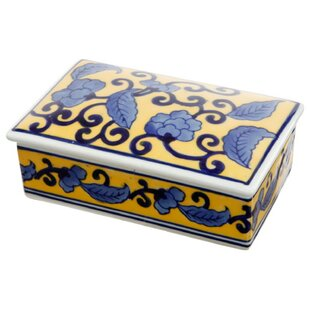 Floral Jewelry Box By Charlton Home
