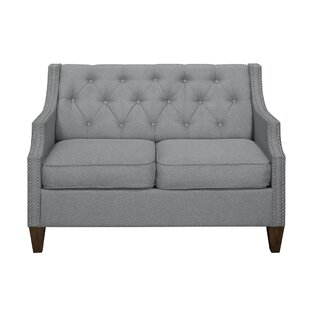 Great Price Jarred Classic Loveseat by Charlton Home Reviews (2019) & Buyer's Guide