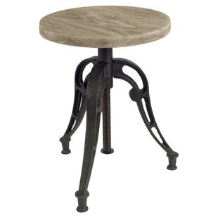 17 Stories Wenham Accent Stool