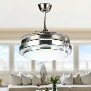 Modern Amp Contemporary Ceiling Fans You Ll Love In 2019