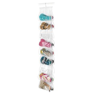 18-Pocket Hanging Shoe Organizer By Whitmor, Inc