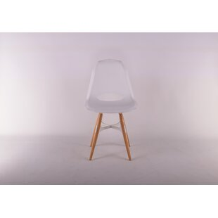 Ordaz Zigzag Dining Chair by Wrought Studio