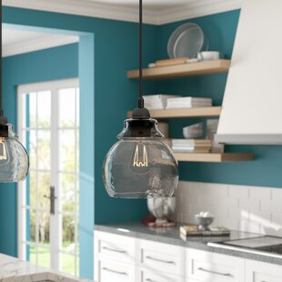 Wrought Studio Padstow 1-Light Bell Pendant