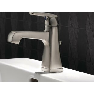 Delta Ashlyn Single hole Bathroom Faucet with Drain Assembly and Diamond Seal Technology