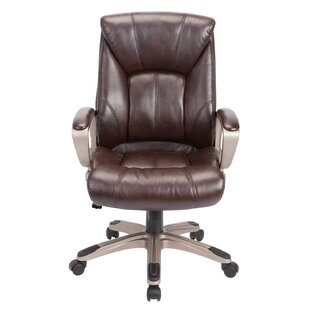 Kirkendall Executive Chair by Winston Porter Reviews