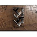Ormside Geometric Bookcase by Ivy Bronx