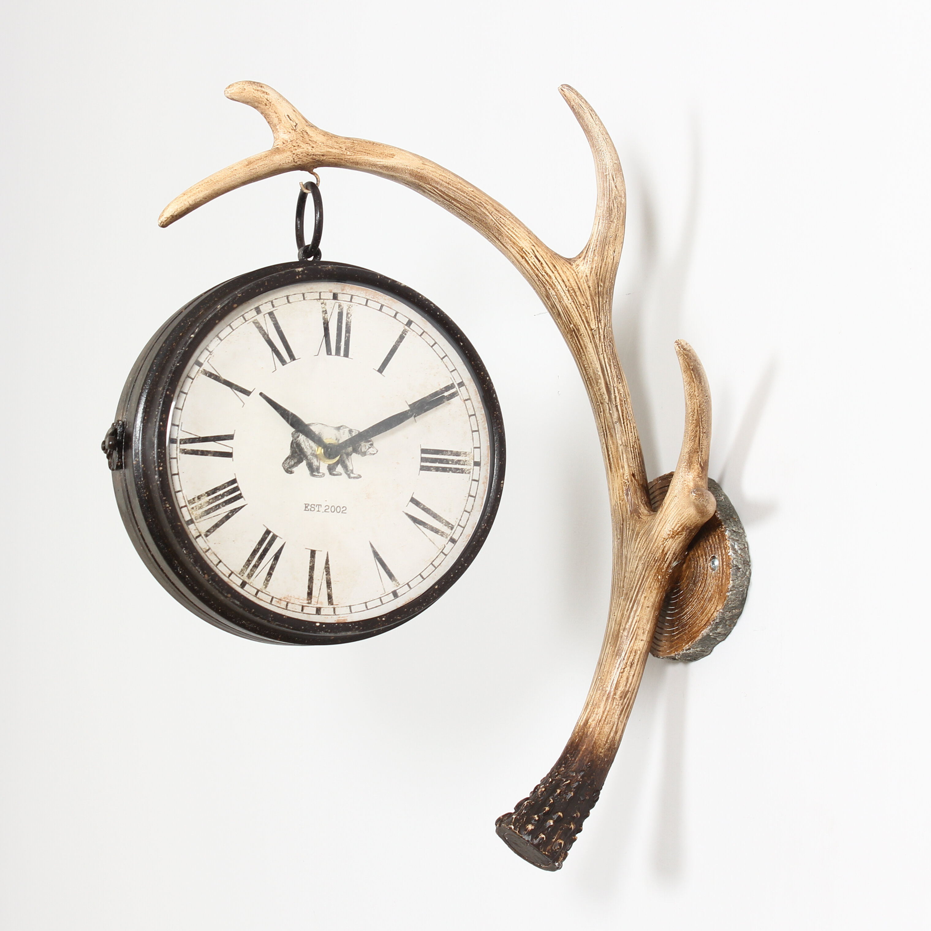 Small Wall Clocks Wayfair Ca
