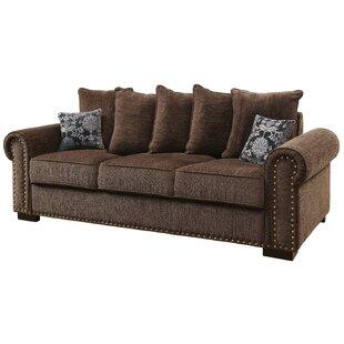 Shop Gunilla Chenille Sofa by Darby Home Co