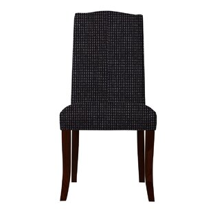 Guttenberg Solid Back Parsons Chair (Set of 2) by Latitude Run