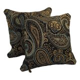 Paisley Throw Throw Pillows You Ll Love In 2021 Wayfair