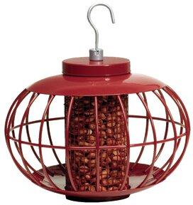 World Source Partners Classic Peanut/Sunflower Seed Decorative Bird Feeder