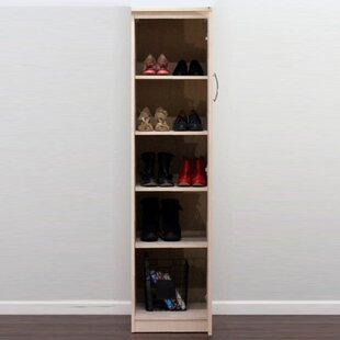 Boykin Shoe Storage Cabinet by Ebern Designs