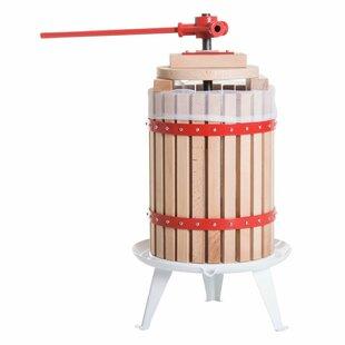 Cold Press Wooden Manual Juicer