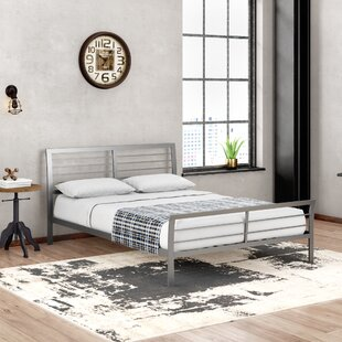 Reviews Chayne Transitional Style Metal Queen Platform Bed by Trent Austin Design Reviews (2019) & Buyer's Guide