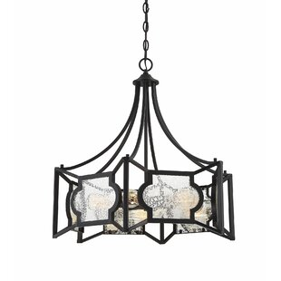 Khari 6-Light Geometric Chande..