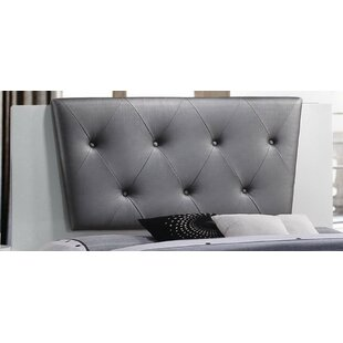 Compare Dias Upholstered Panel Bed by Orren Ellis Reviews (2019) & Buyer's Guide