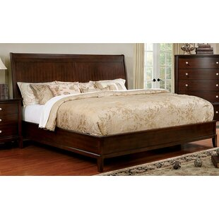 Cherie Panel Bed