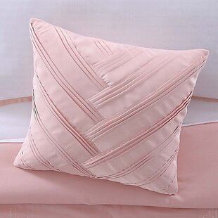 Lyon Blush Decorative Throw Pillow