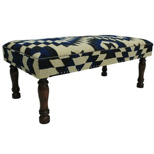 Stoll Upholstered Bench by Bloomsbury Market