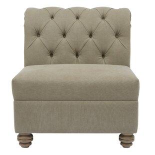 Ophelia & Co. Lackey Slipper Chair