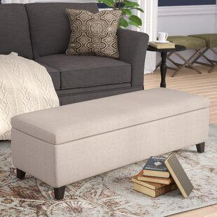 Overbey Storage Ottoman by And..