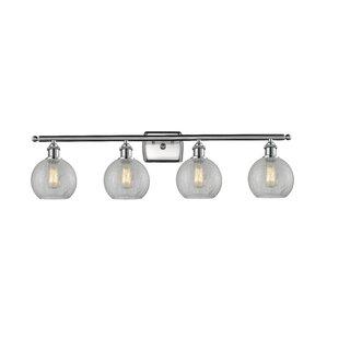 Brayden Studio Garduno 4-Light Vanity Light