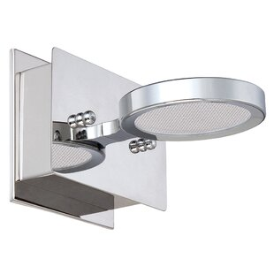 Milan 1-Light Bath Sconce by Kendal Lighting
