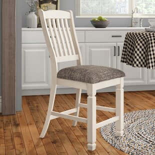 Astudillo Upholstered Bar Stool (Set of 2)