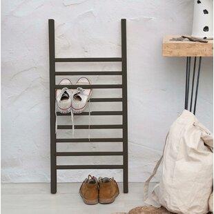 Stair 8 Pair Shoe Rack By Rebrilliant
