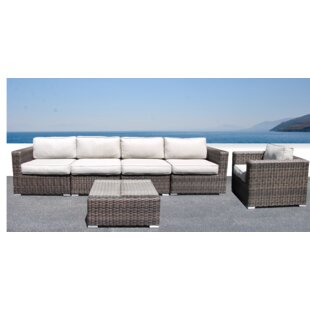 Whitmer Sectional Set with Cushions