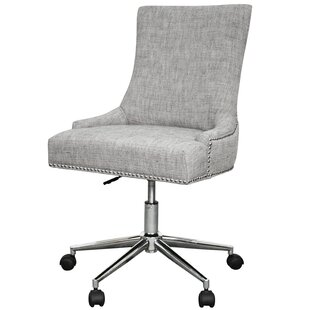 Buy luxury Minisink Desk Chair by Gracie Oaks