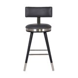 Almanza Modern 26 Counter Stool by Breakwater Bay