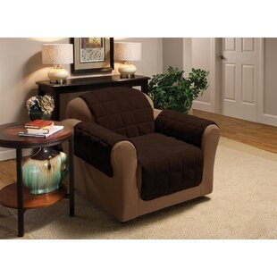 Burnham Box Cushion Armchair Slipcover