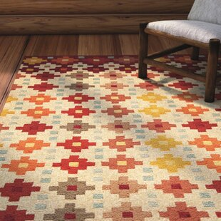 Madison Beige/Brown Indoor/Outdoor Area Rug