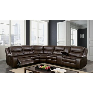 Red Barrel Studio Holler Reclining Sectional