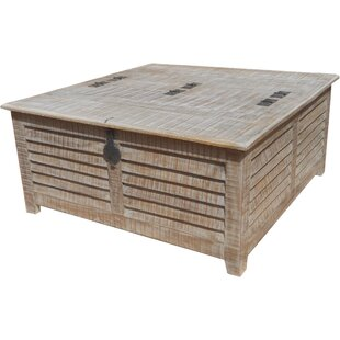 Drummond Coffee Table With Storage By Rosecliff Heights