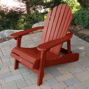 Camacho Plastic Adirondack Chair