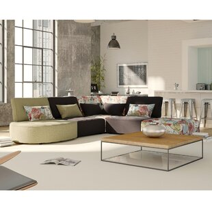 Darrius Modular Sectional with Ottoman