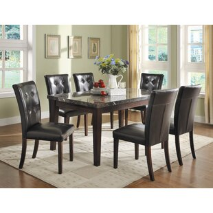 Blackwater 7 Piece Counter Height Dining Set Red Barrel Studio
