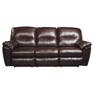 Burkes Reclining Sofa by Red B..