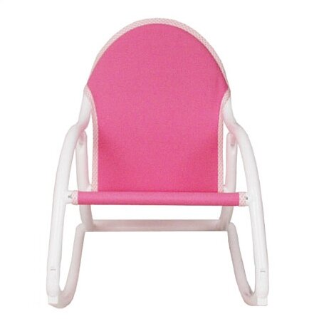 Canvas Personalized Kids Rocking Chair