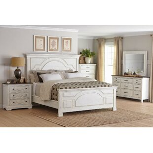 Stilwell Panel Bed