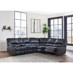 Red Barrel Studio Tasia Stitched Detailed Reclining Sectional