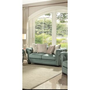 Inexpensive Crowborough Loveseat by Rosdorf Park Reviews (2019) & Buyer's Guide