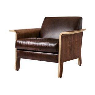 Gus* Modern Lodge Armchair
