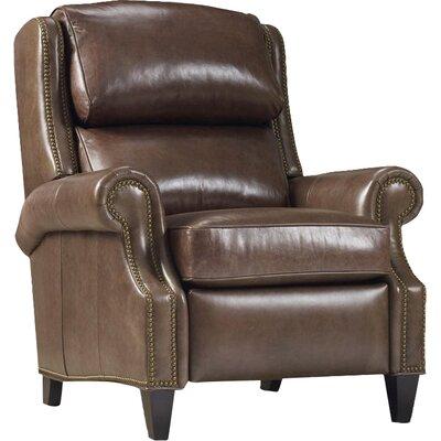 Miraculous Huss Leather Recliner Bradington Young Short Links Chair Design For Home Short Linksinfo