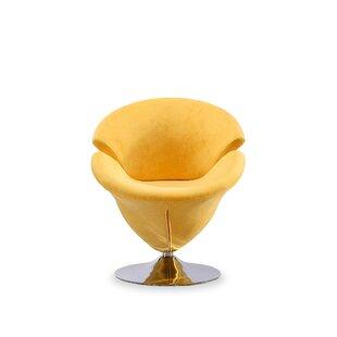 Orren Ellis Herald Square Leisure Barrel Chair