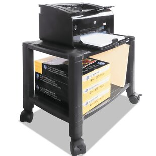 Mobile Printer Stand by Kantek