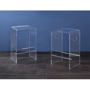 24 Bar Stool (Set of 2) Symple Stuff