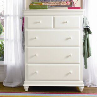 Jacque Modern 5-Drawer Chest by Canora Grey